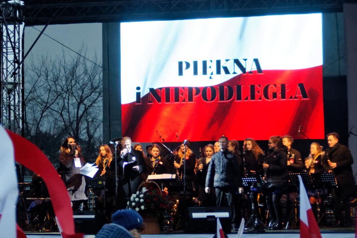 Wawerska Parada Niepodległości 2018