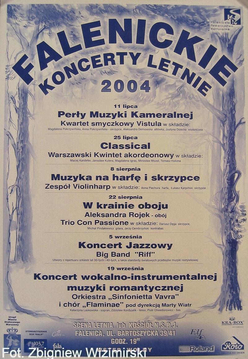 Koncerty Letnie 2004