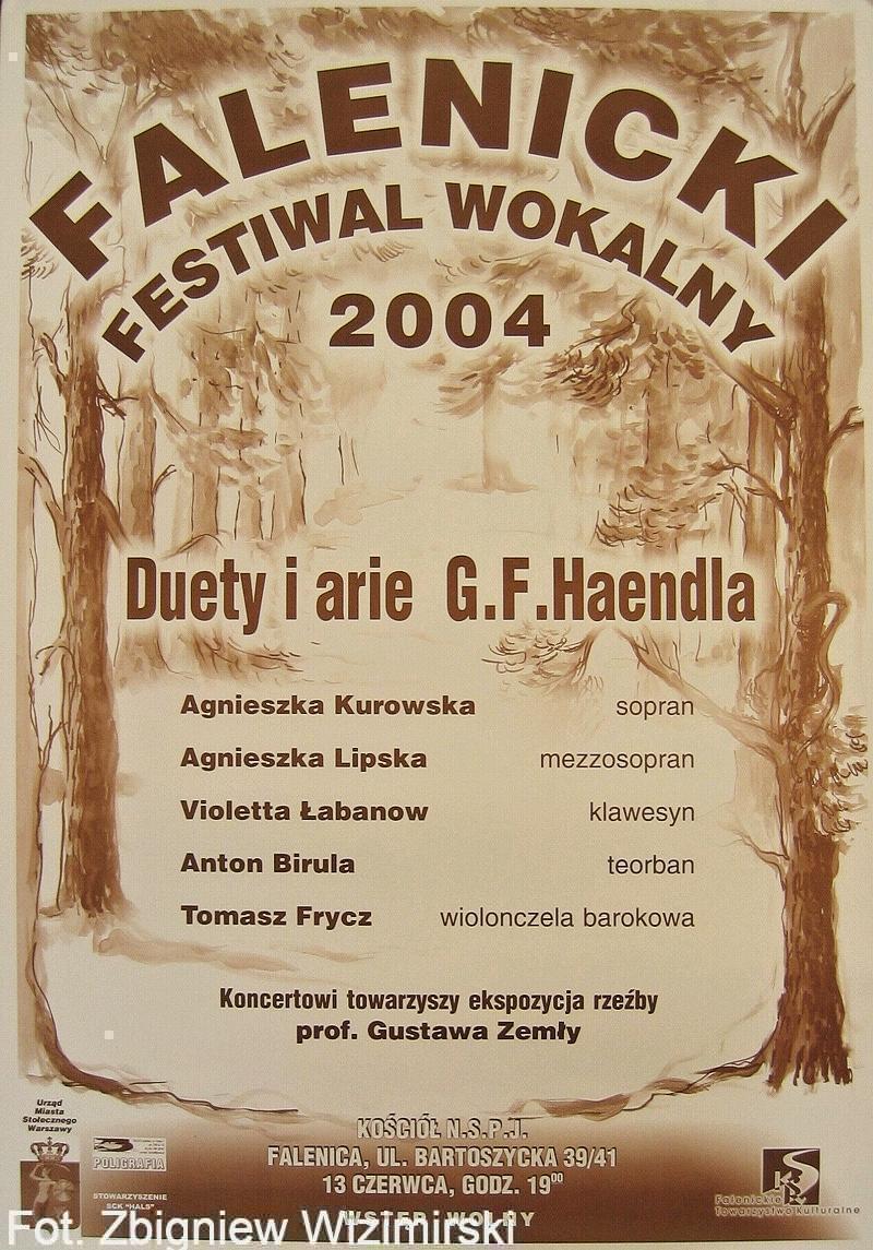 Festiwal Wokalny 2004