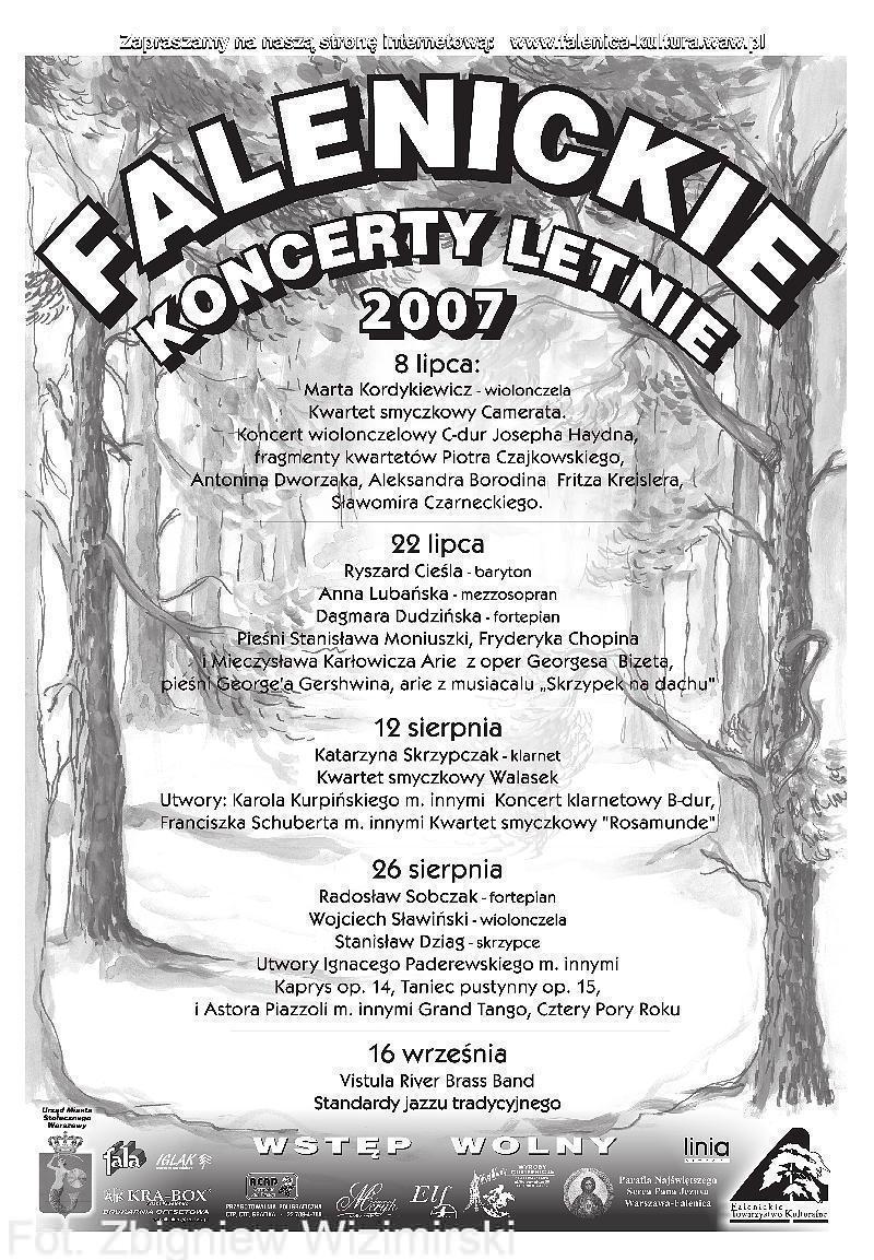 Koncerty letnie 2007-1