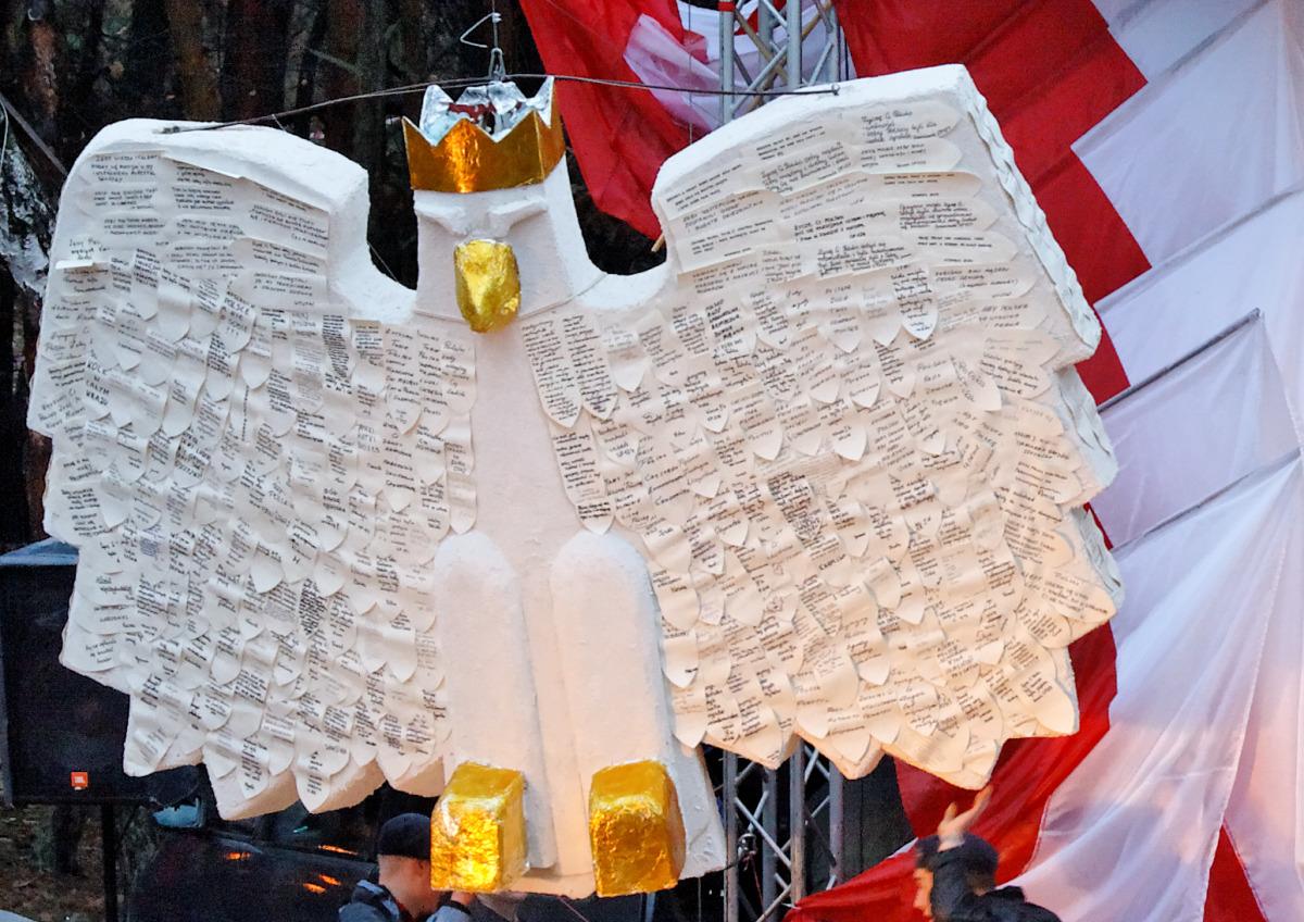 Parada Niepodległości 2009
